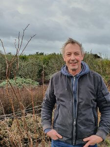 Nieuwe tuincoördinator